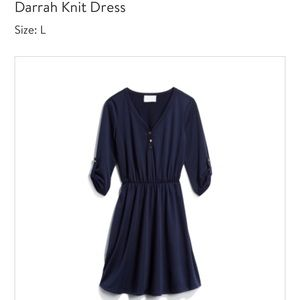 Darrah Knit Dress
